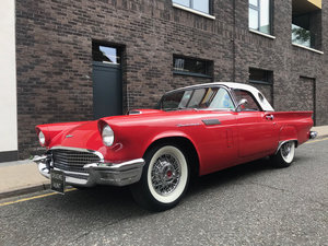 1957  Ford Thunderbird - Restored Conditon