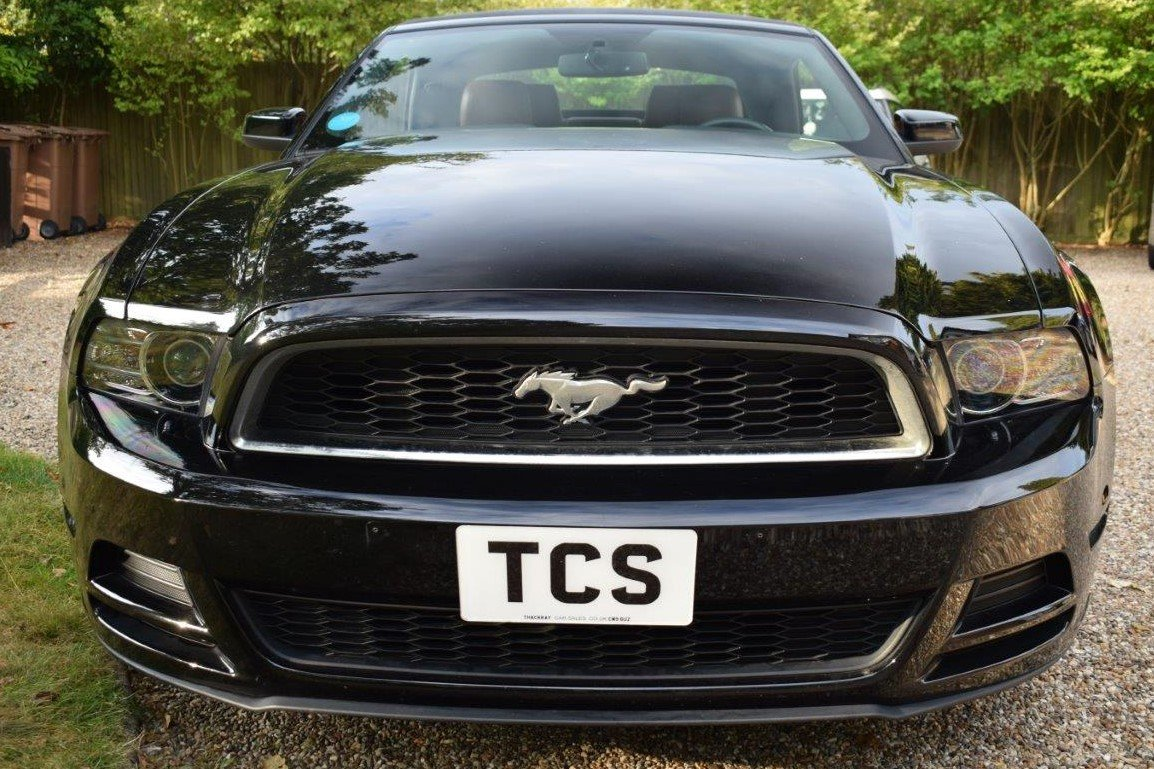 2013 Ford Mustang Convertible 305bhp Automatic For Sale (picture 4 of 6)
