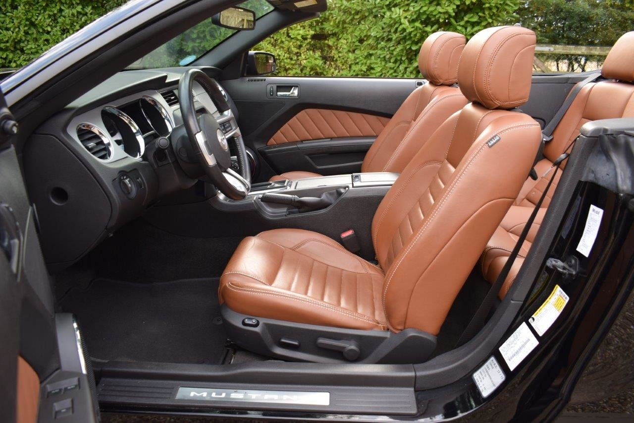 2013 Ford Mustang Convertible 305bhp Automatic For Sale (picture 6 of 6)