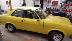 1972 Mk 1 Escort South African import useable classic