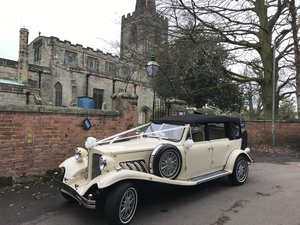 2007 Ford Beauford 4 door wedding car For Sale