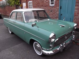 1961 Ford Consul For Sale