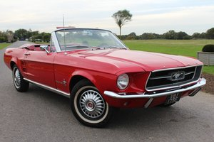 1967 Ford Mustang, Stunning Condition. For Sale