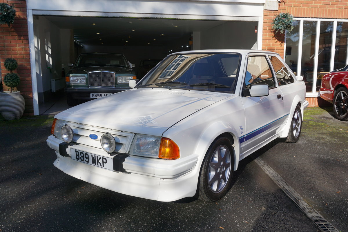 Ford  Escort  RS TURBO For Sale (picture 1 of 6)
