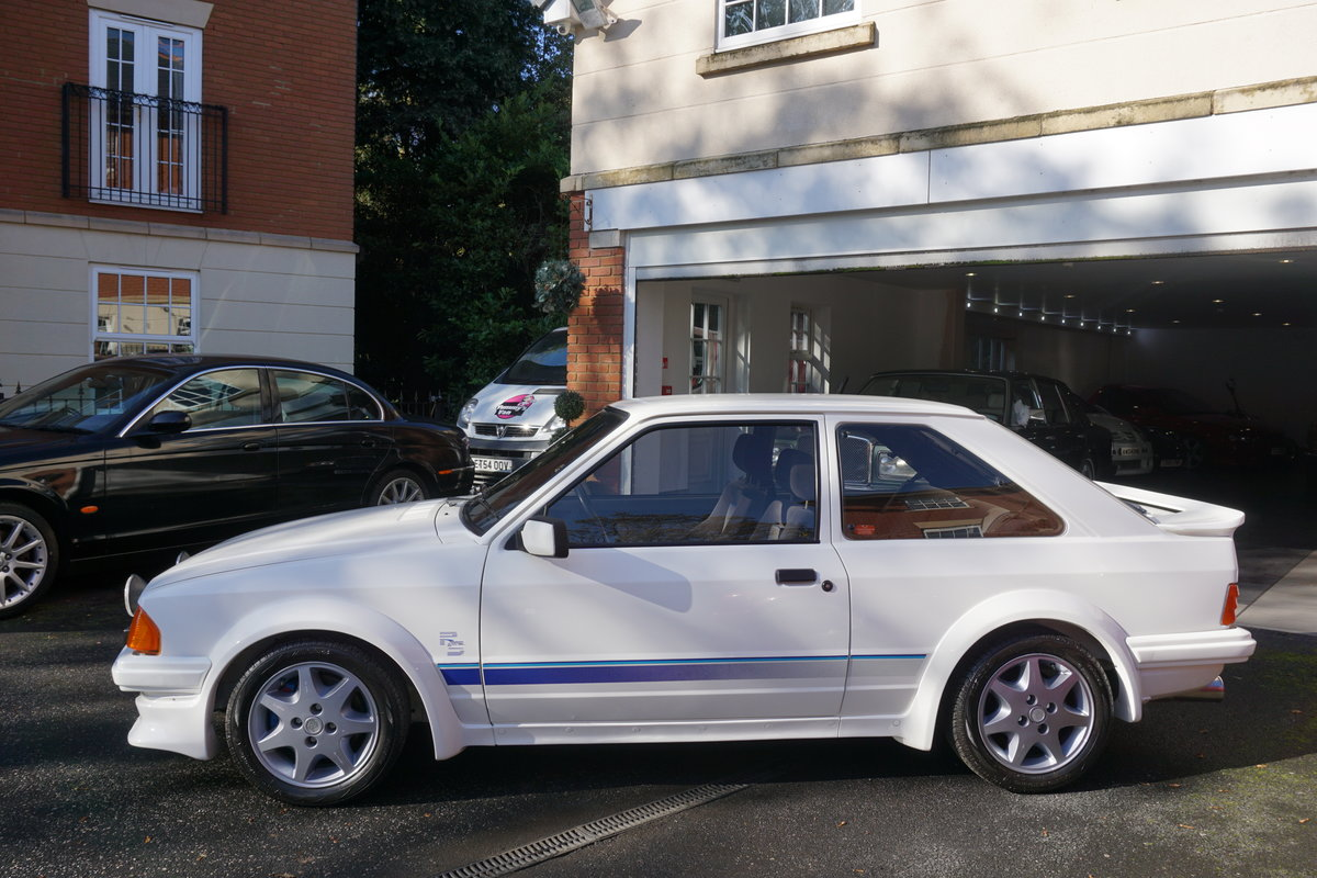 Ford  Escort  RS TURBO For Sale (picture 2 of 6)