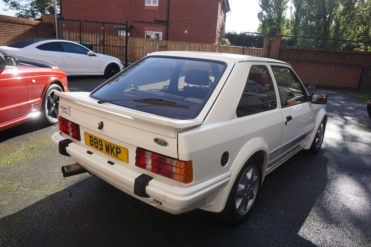 Ford  Escort  RS TURBO For Sale (picture 3 of 6)