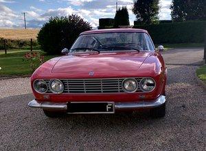 1968 OSI 20M TS Rare Italian Coachbuilt GT