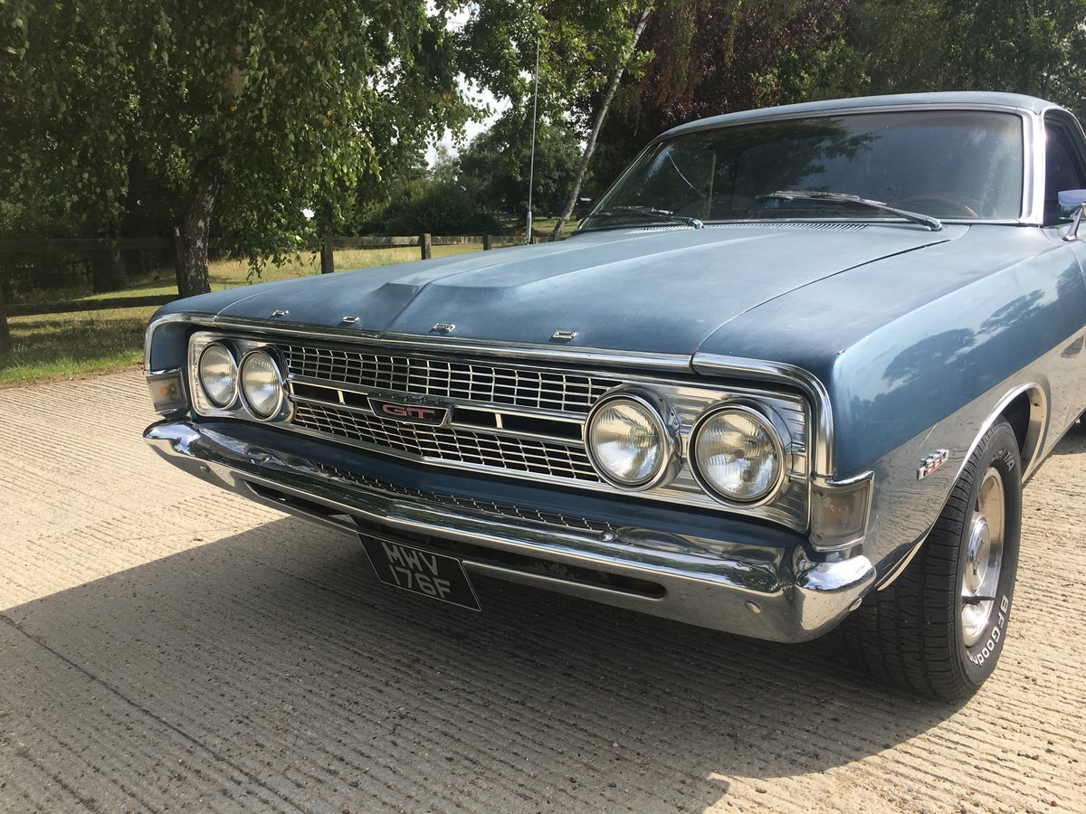 1968 Ford Ranchero 500 390 GT For Sale (picture 2 of 6)