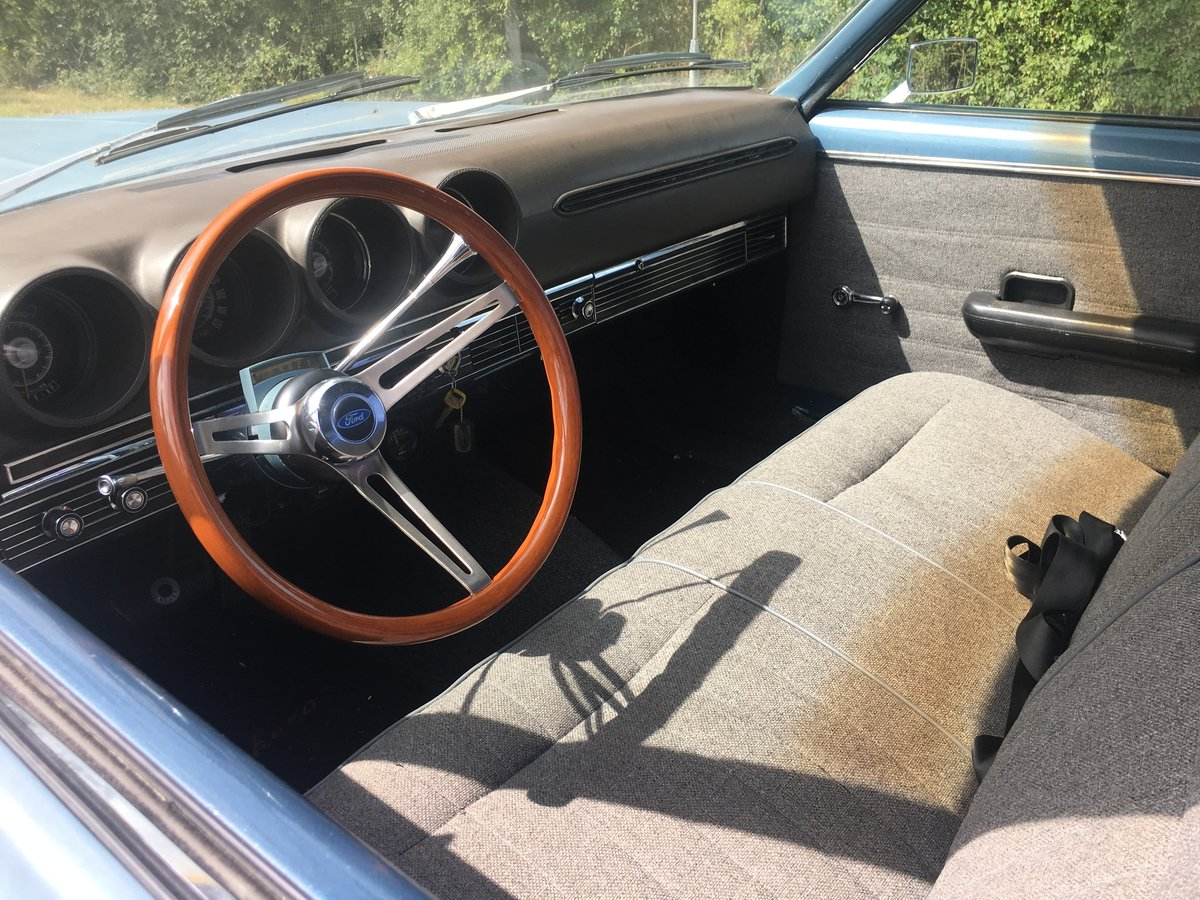 1968 Ford Ranchero 500 390 GT For Sale (picture 5 of 6)