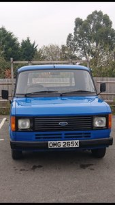 1982 Ford Transit pick up