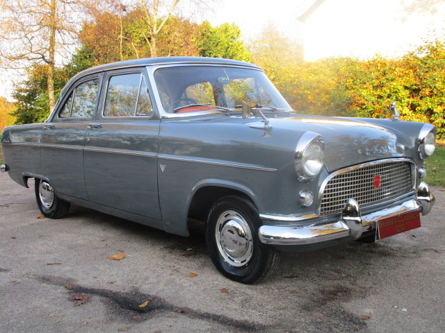 1961 Ford Consul Mk2 Lowline (Card Payments Accepted) SOLD (picture 1 of 6)