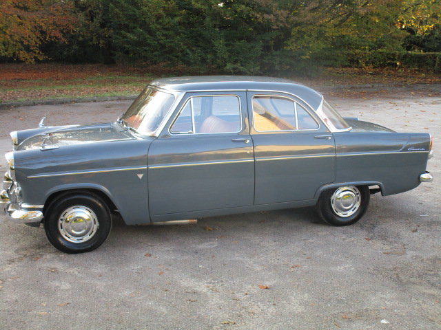 1961 Ford Consul Mk2 Lowline (Card Payments Accepted) SOLD (picture 2 of 6)