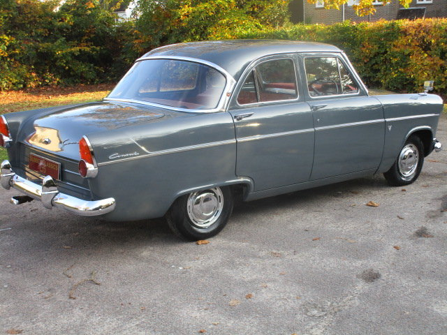 1961 Ford Consul Mk2 Lowline (Card Payments Accepted) SOLD (picture 3 of 6)
