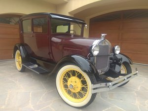 1929 Ford A 2 doors For Sale