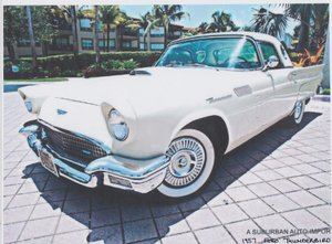 Ford Thunderbird - All Original