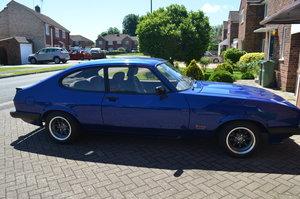 1984 Ford Capri Mk 3 totally refurbished