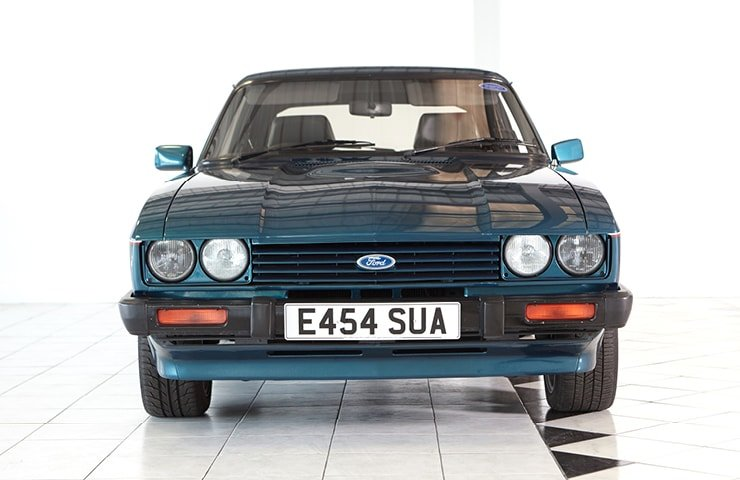 1987 Ford Capri 280 Brooklands SOLD (picture 10 of 10)