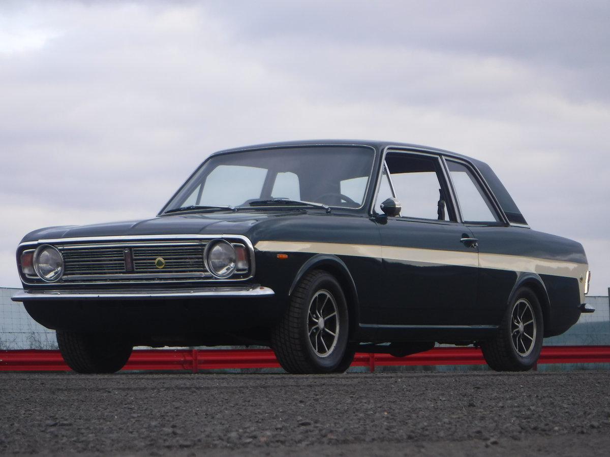 1968 Ford Cortina Lotus (LHD) For Sale by Auction (picture 1 of 5)