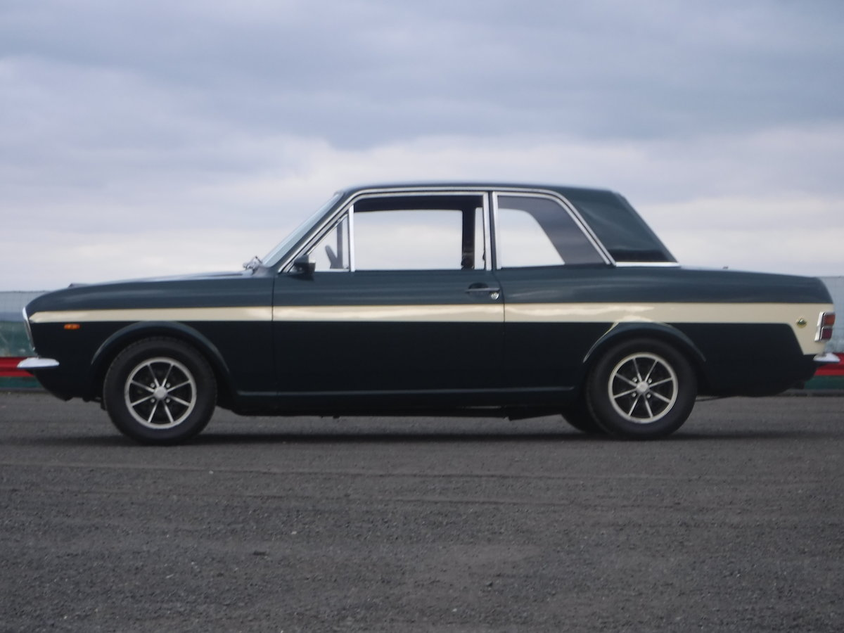 1968 Ford Cortina Lotus (LHD) For Sale by Auction (picture 2 of 5)