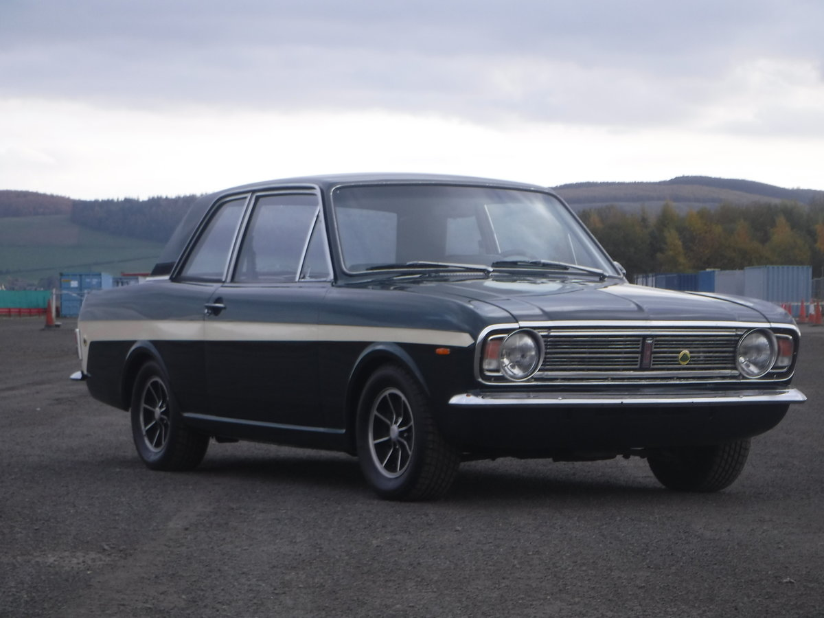 1968 Ford Cortina Lotus (LHD) For Sale by Auction (picture 3 of 5)