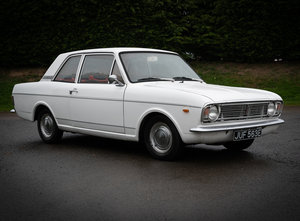 1967 Ford Cortina Lotus 1300 DL For Sale by Auction