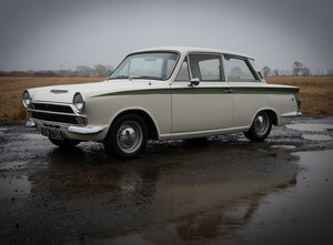 1966 Ford Cortina GT For Sale by Auction