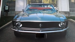 1970 Ford Mustang Convertible. For Sale