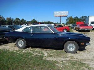 1972 Ford Maverick 2 door Coupe Blue Auto 6-cyls AC $6.9k