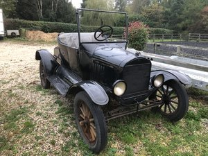 1925 Vintage Ford Model T Roadster 2 Seat Restoration Project
