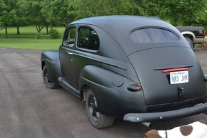 1948 Ford 2 door Sedan street rod (Basekor, Ks) $27,500 obo