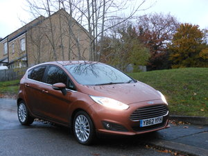 2013 Ford Fiesta 1.0 Eco Boost Titanium 5Dr New Shape SOLD