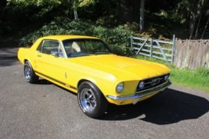 1967 Ford Mustang GT Factory S Code 4 Speed Marti $25k For Sale