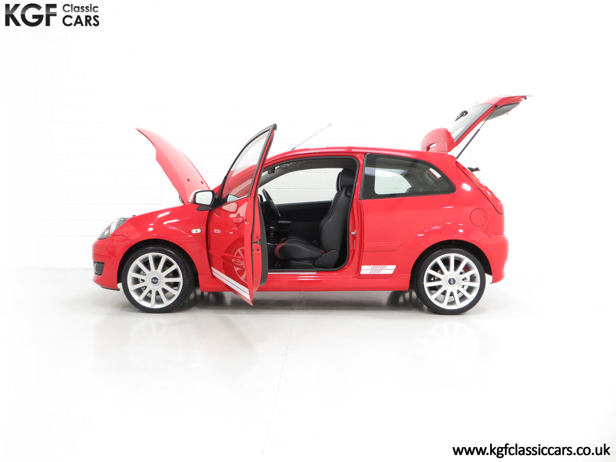 2007 A Spectacular Ford Fiesta ST150 with Only 18,610 Miles SOLD (picture 3 of 6)