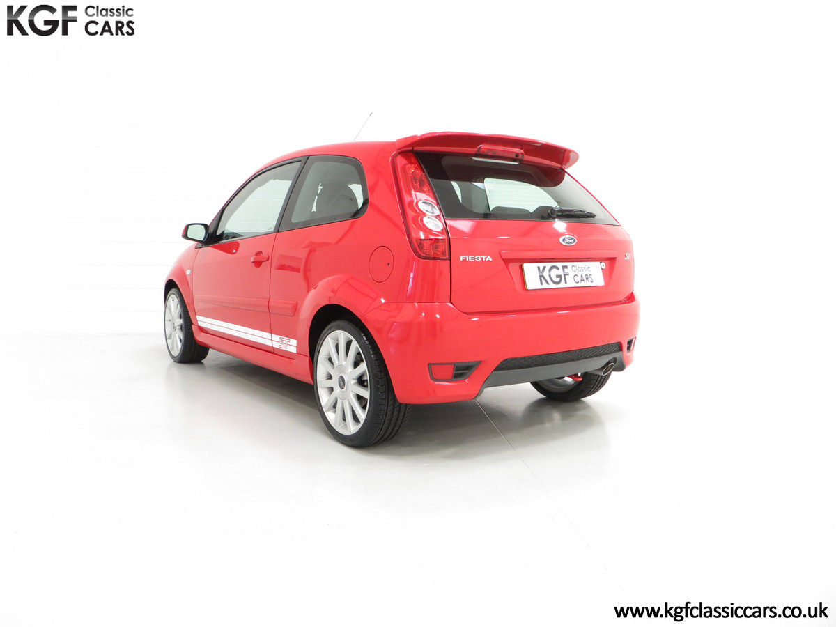 2007 A Spectacular Ford Fiesta ST150 with Only 18,610 Miles SOLD (picture 4 of 6)