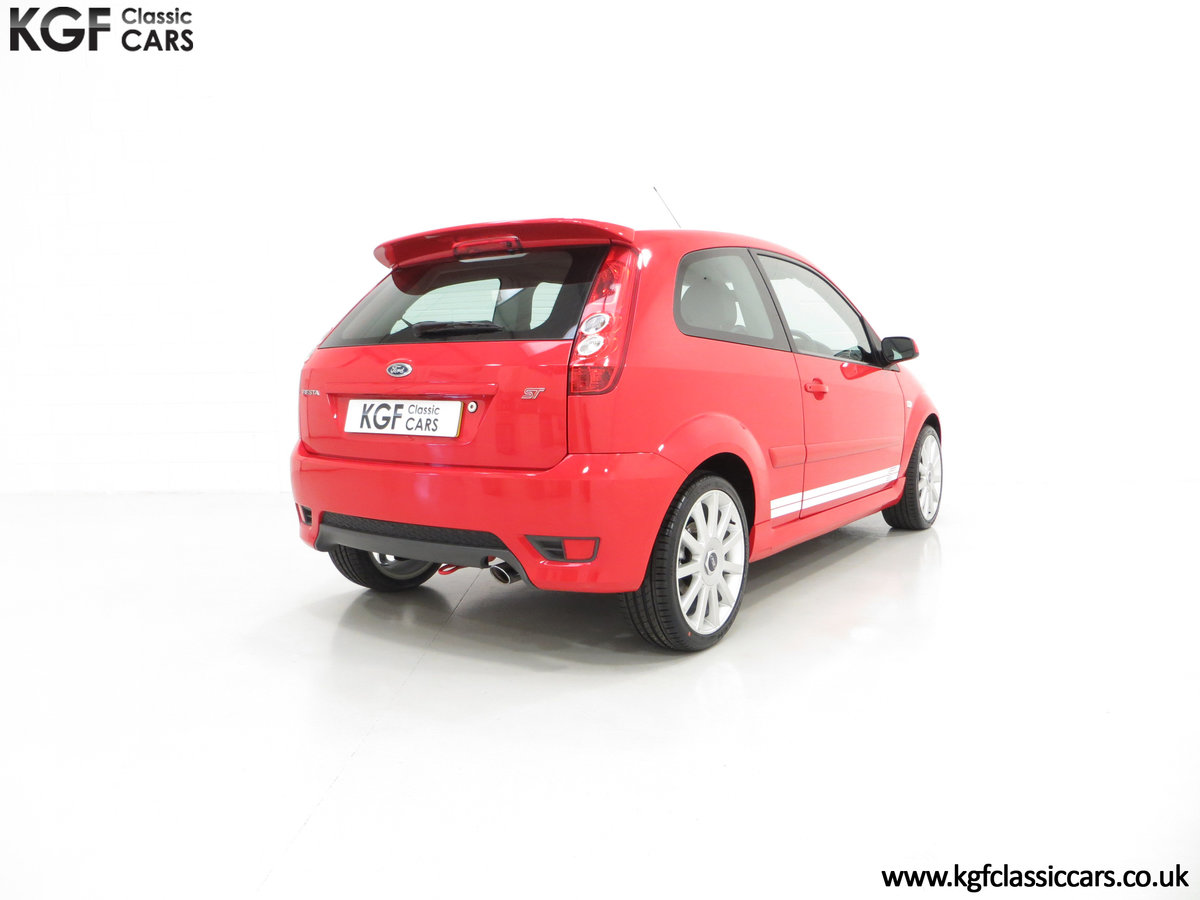 2007 A Spectacular Ford Fiesta ST150 with Only 18,610 Miles SOLD (picture 5 of 6)