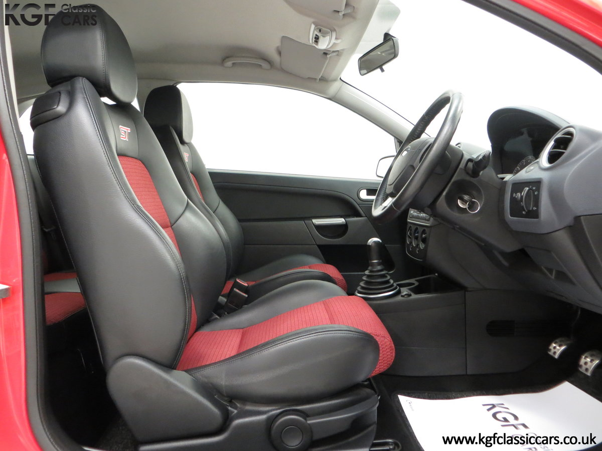 2007 A Spectacular Ford Fiesta ST150 with Only 18,610 Miles SOLD (picture 6 of 6)