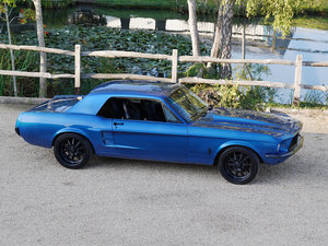 1967 Rare S Code Ford Mustang 390cu Fast & Loud For Sale