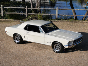 68 Ford Mustang 302 Rare J Code High Performance Survivor