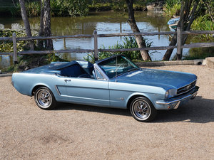 1965 Ford Mustang 289 Manual V8 Convertible Fully Restored