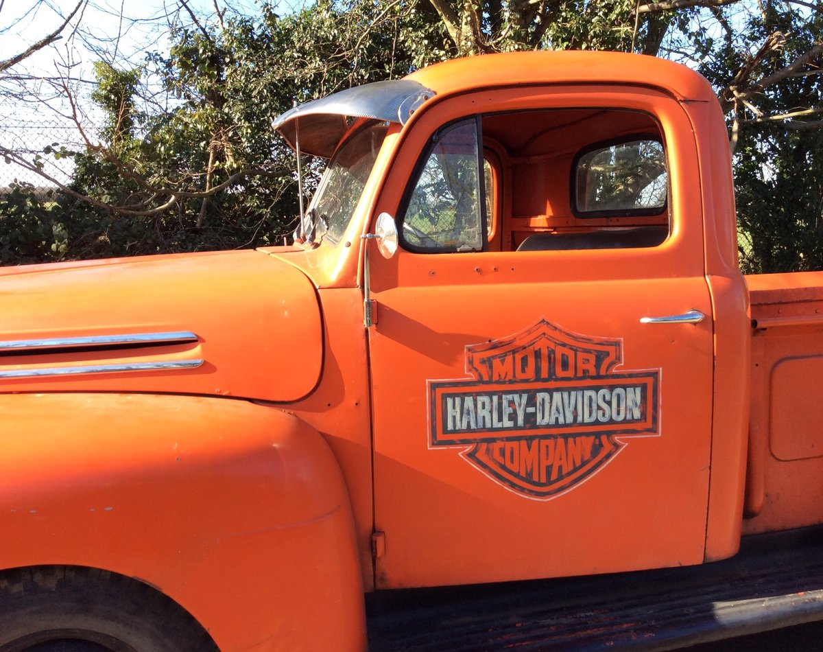 1949 Ford F1 flathead V8 For Sale (picture 2 of 6)