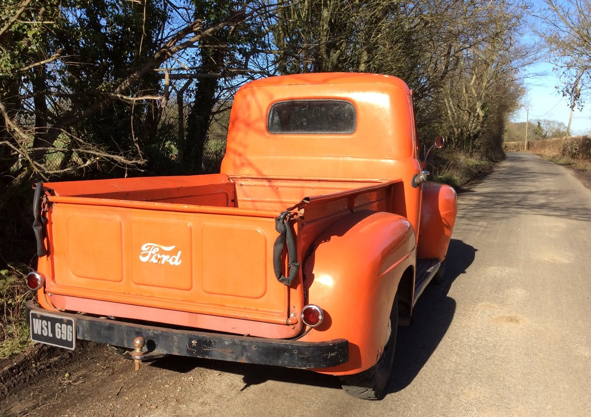 1949 Ford F1 flathead V8 For Sale (picture 6 of 6)