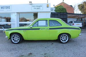 1971 Escort mk1 rs/mex group4 recreation