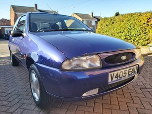 1999 Ford fiesta 1.25 zetec low mileage