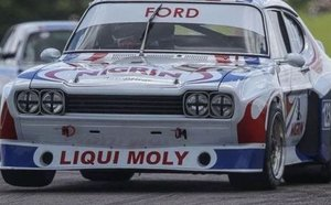 1974 Ford Capri RS3100 - Group 2 Touring Car For Sale