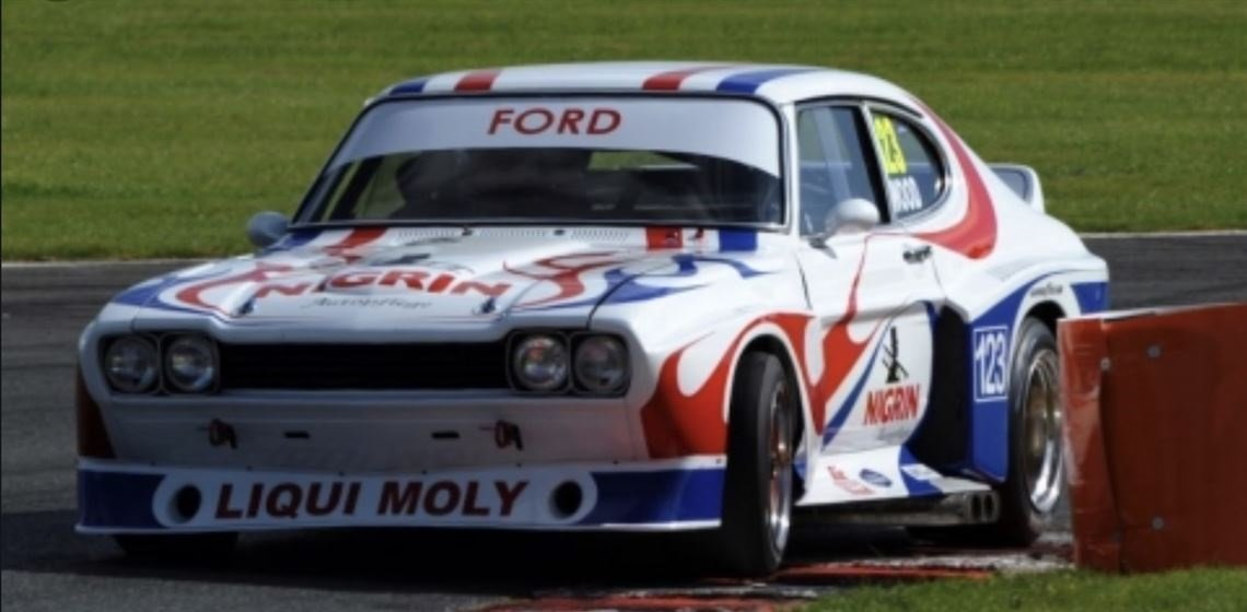 1974 Ford Capri RS3100 - Group 2 Touring Car For Sale (picture 3 of 3)