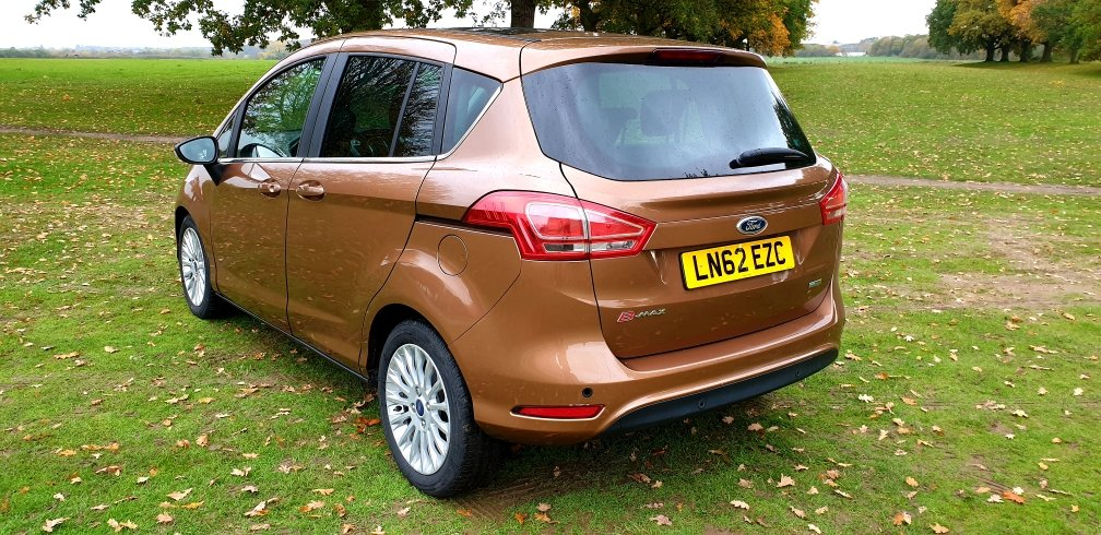 LHD 2012 Ford B-Max 1.6TDCi ( 95ps ) LEFT HAND DRIVE  For Sale (picture 3 of 6)