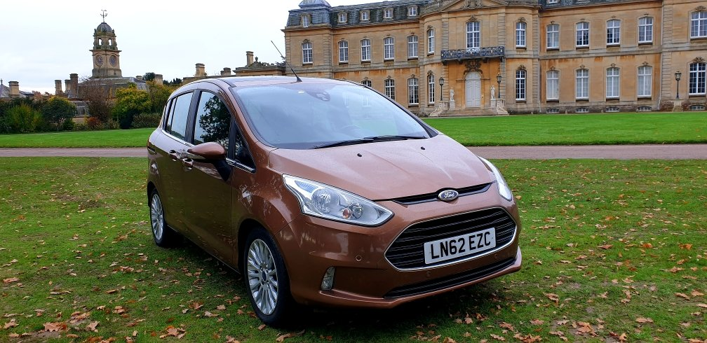 LHD 2012 Ford B-Max 1.6TDCi ( 95ps ) LEFT HAND DRIVE  For Sale (picture 1 of 6)