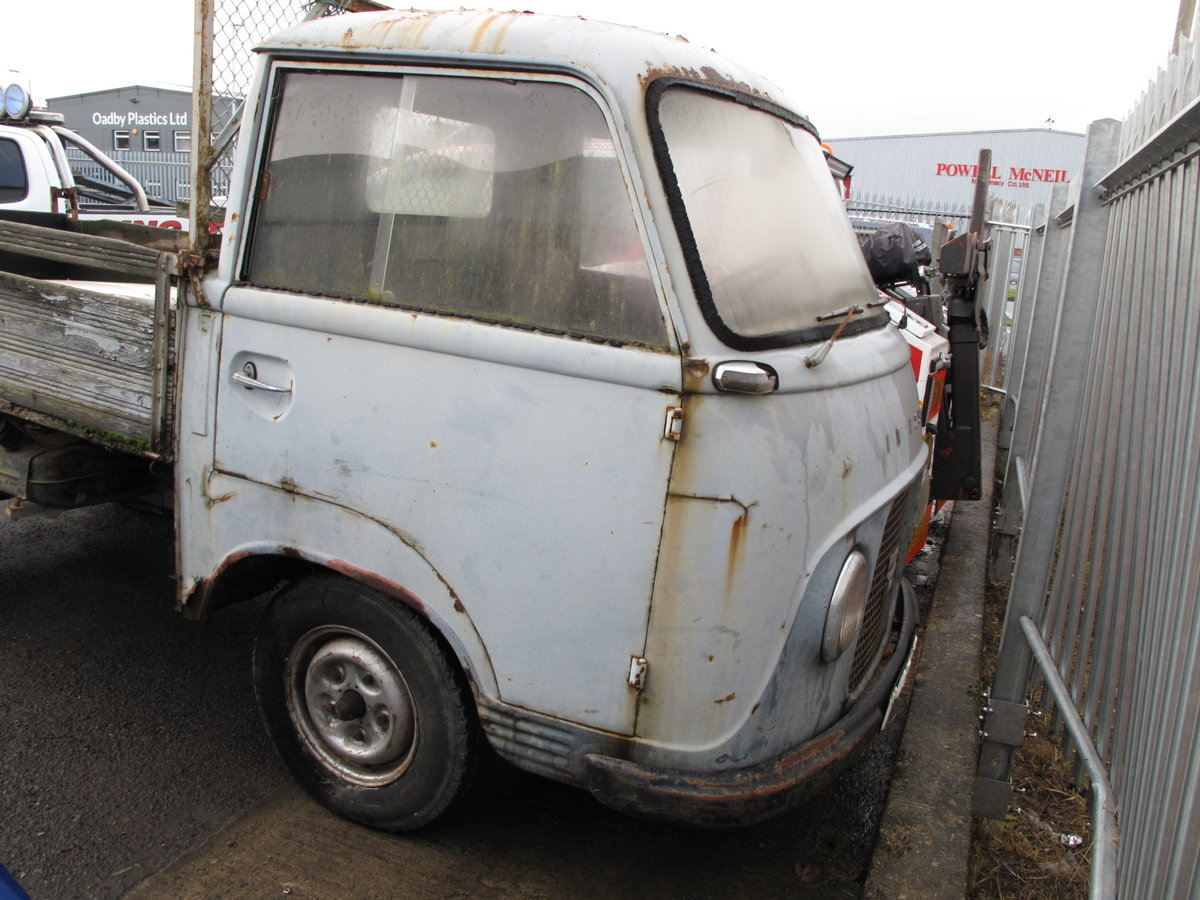 1965 Ford Taunus Transit FK1250 Pickup For Sale (picture 1 of 6)