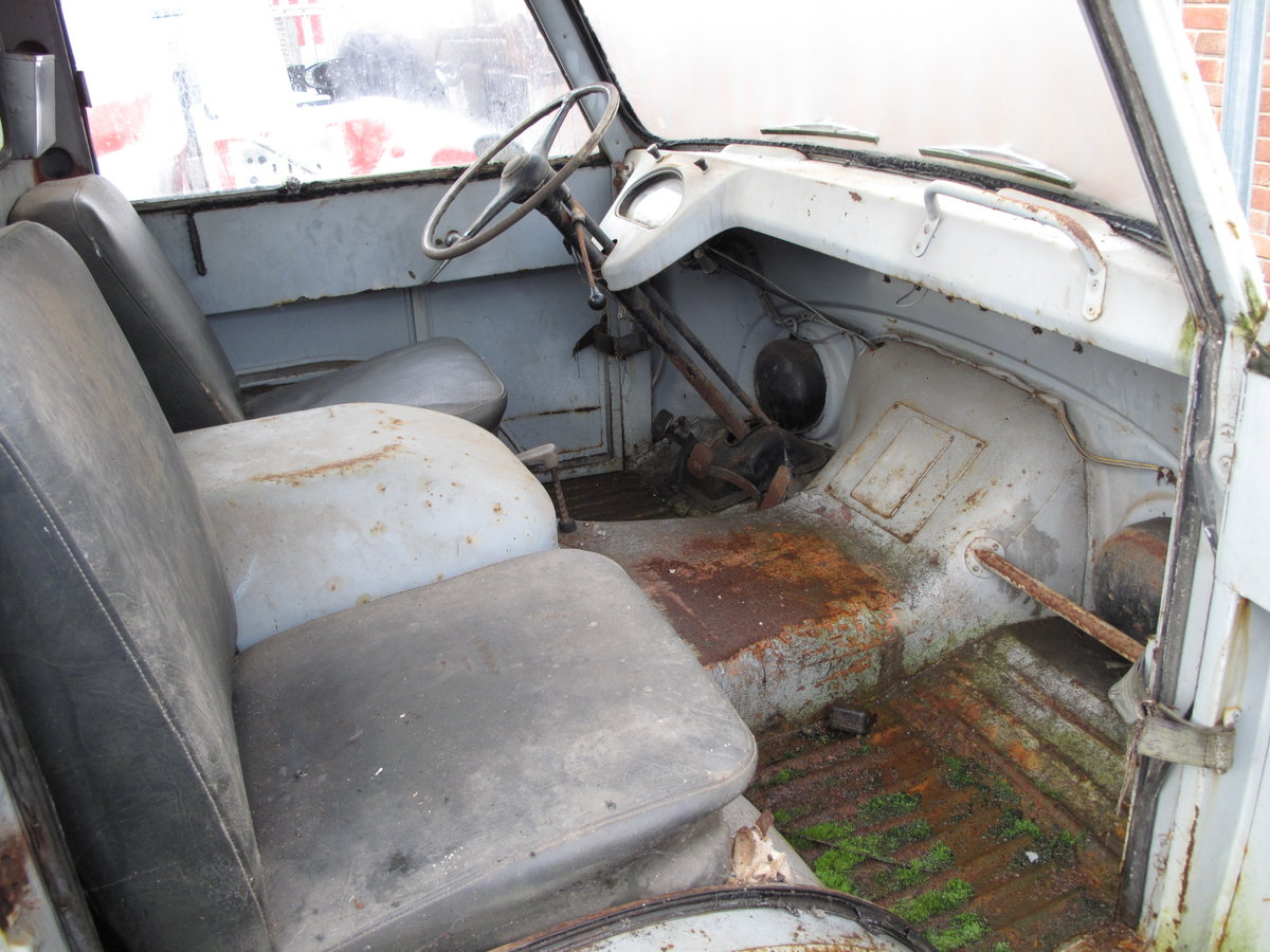 1965 Ford Taunus Transit FK1250 Pickup For Sale (picture 5 of 6)