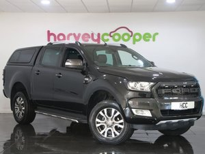 2016 Ford Ranger Pick Up Double Cab Wildtrak 3.2 TDCi 200 Auto 20